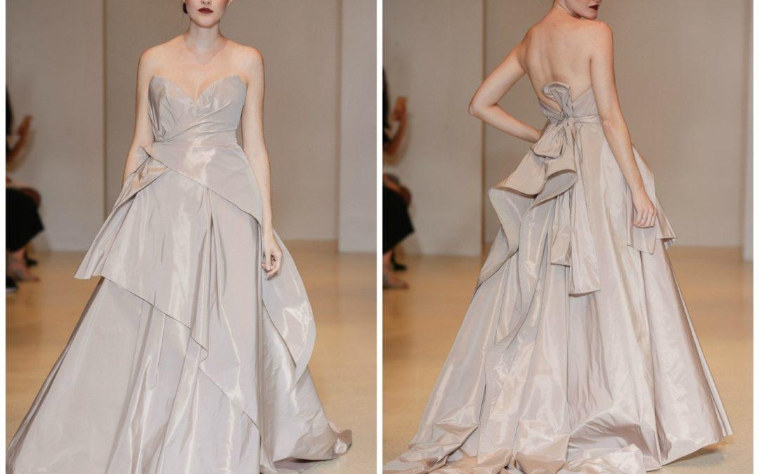 New York Bridal Fashion Week Recap F/W 2019 – CAROL HANNAH {The Coordinated Bride}