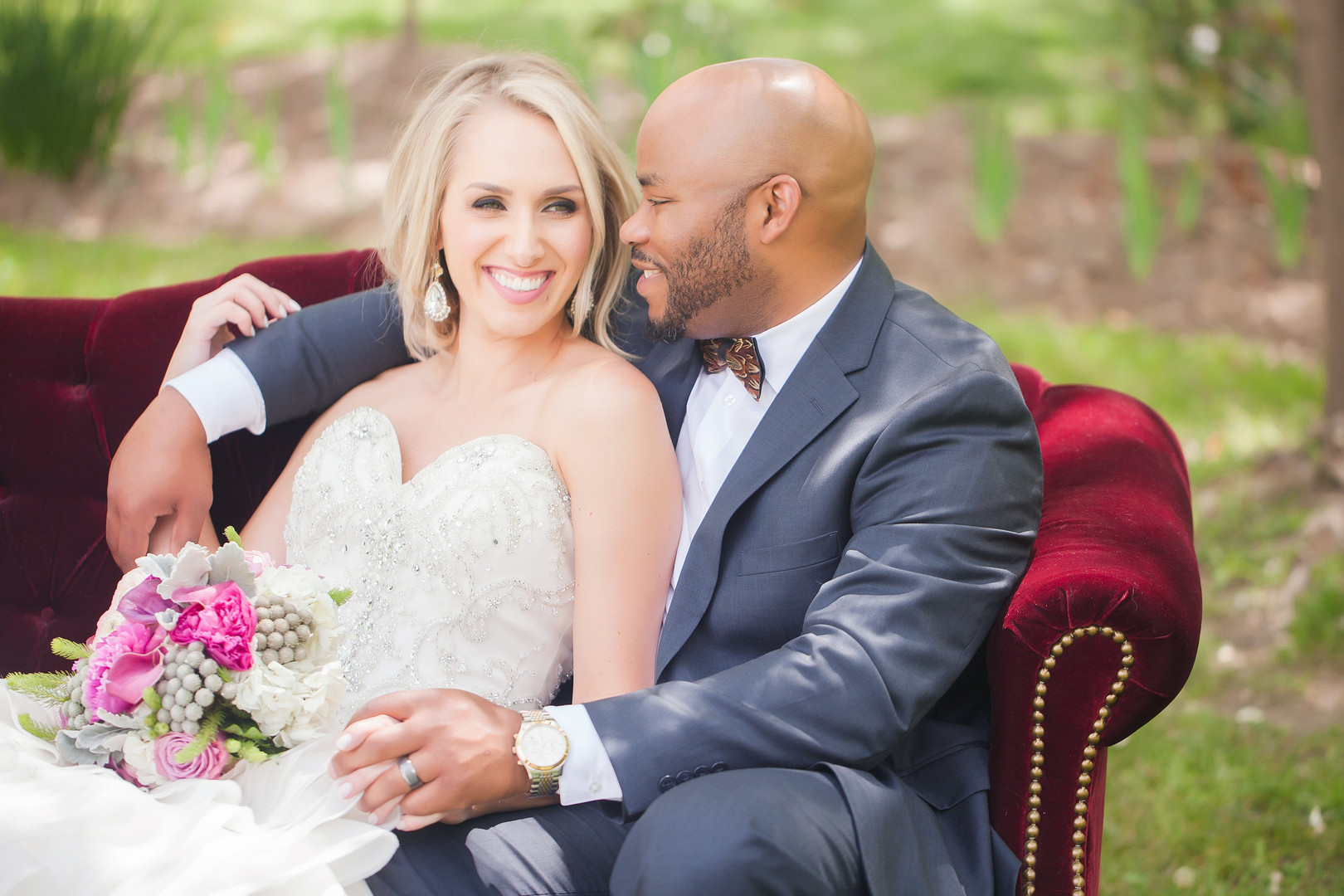 Ruby and Plum Southern Styled Wedding Shoot – Casey Hendrickson Photography