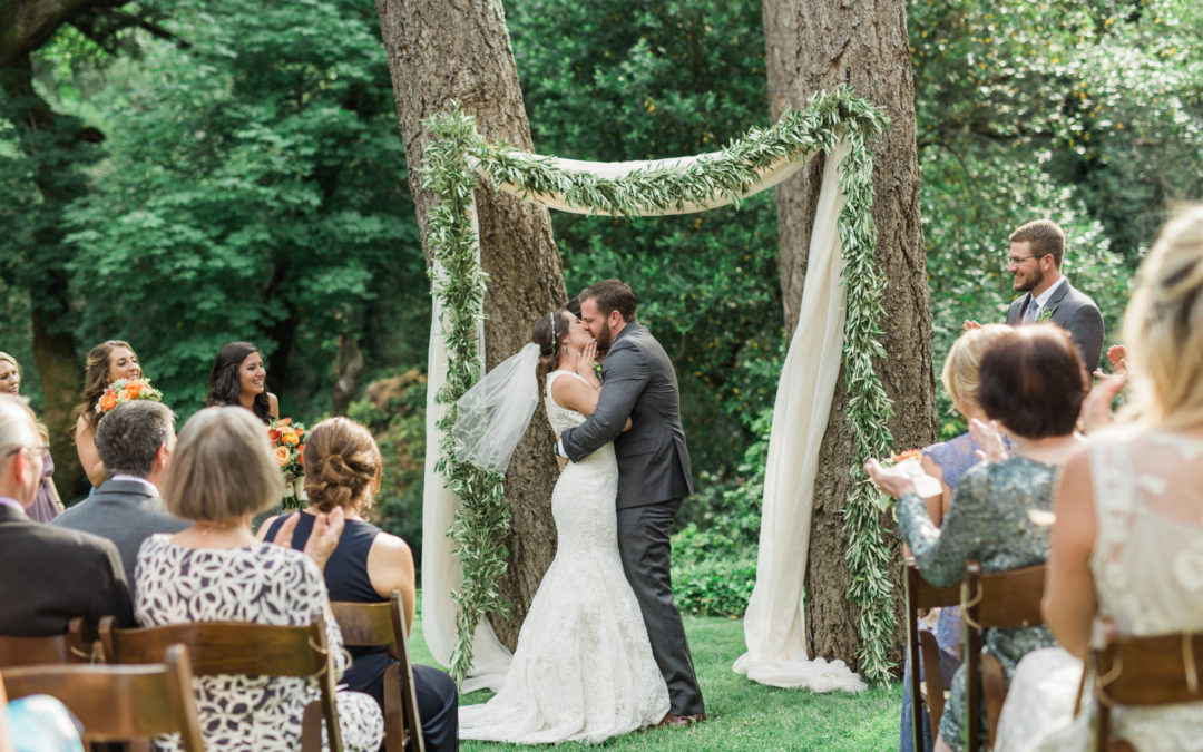 Colorful Private Estate Soiree – Holly and Trent