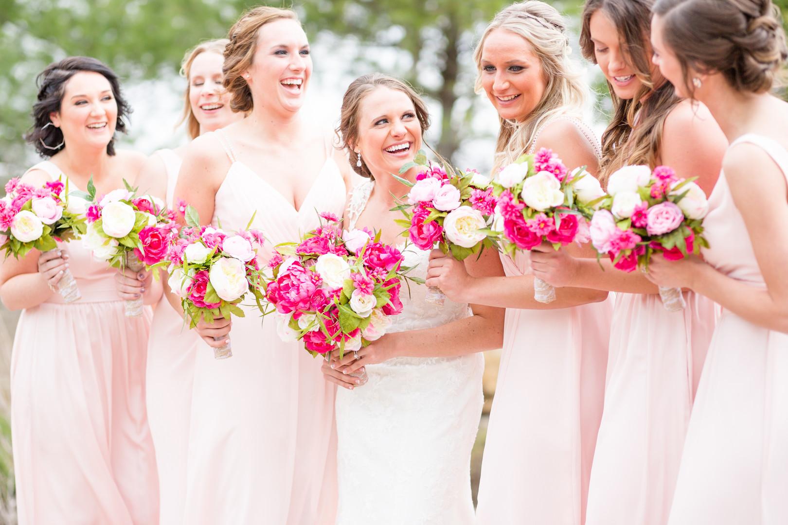 Charming DIY Iowa Wedding: Corrin & Seth