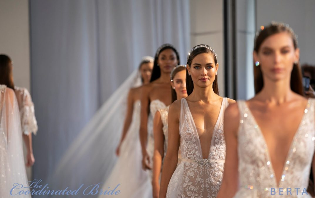 New York Bridal Fashion Week Recap F/W 2019 – BERTA  {The Coordinated Bride}