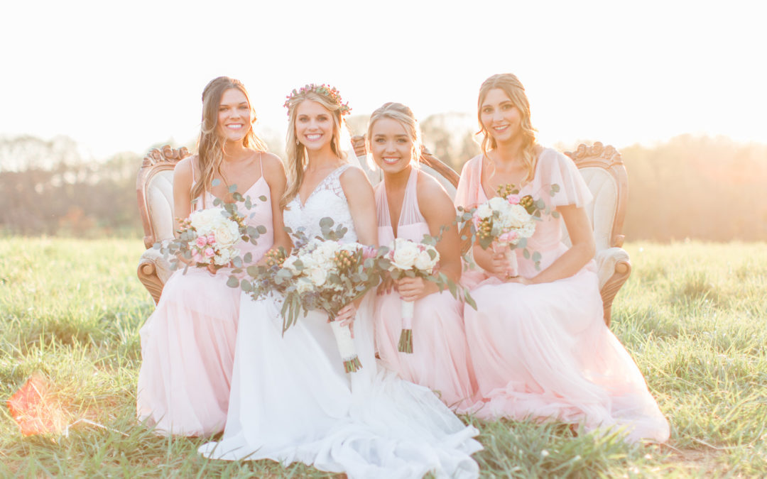 A Blush & Bright Georgia Styled Shoot