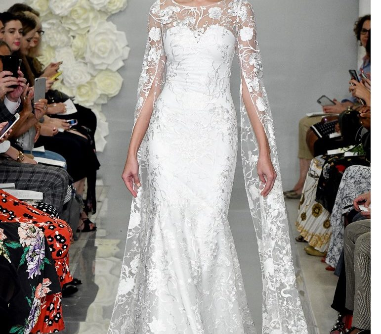 New York Bridal Fashion Week Recap F/W 2019 – THEIA {The Coordinated Bride}