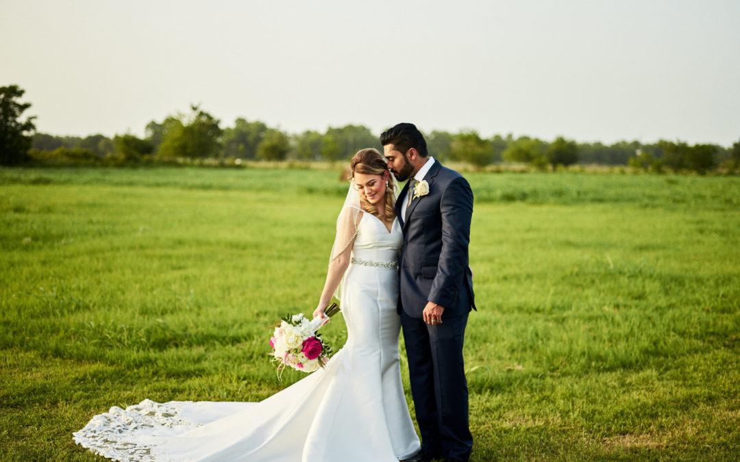 A Romantic Fusion Wedding – Hamza & Alice