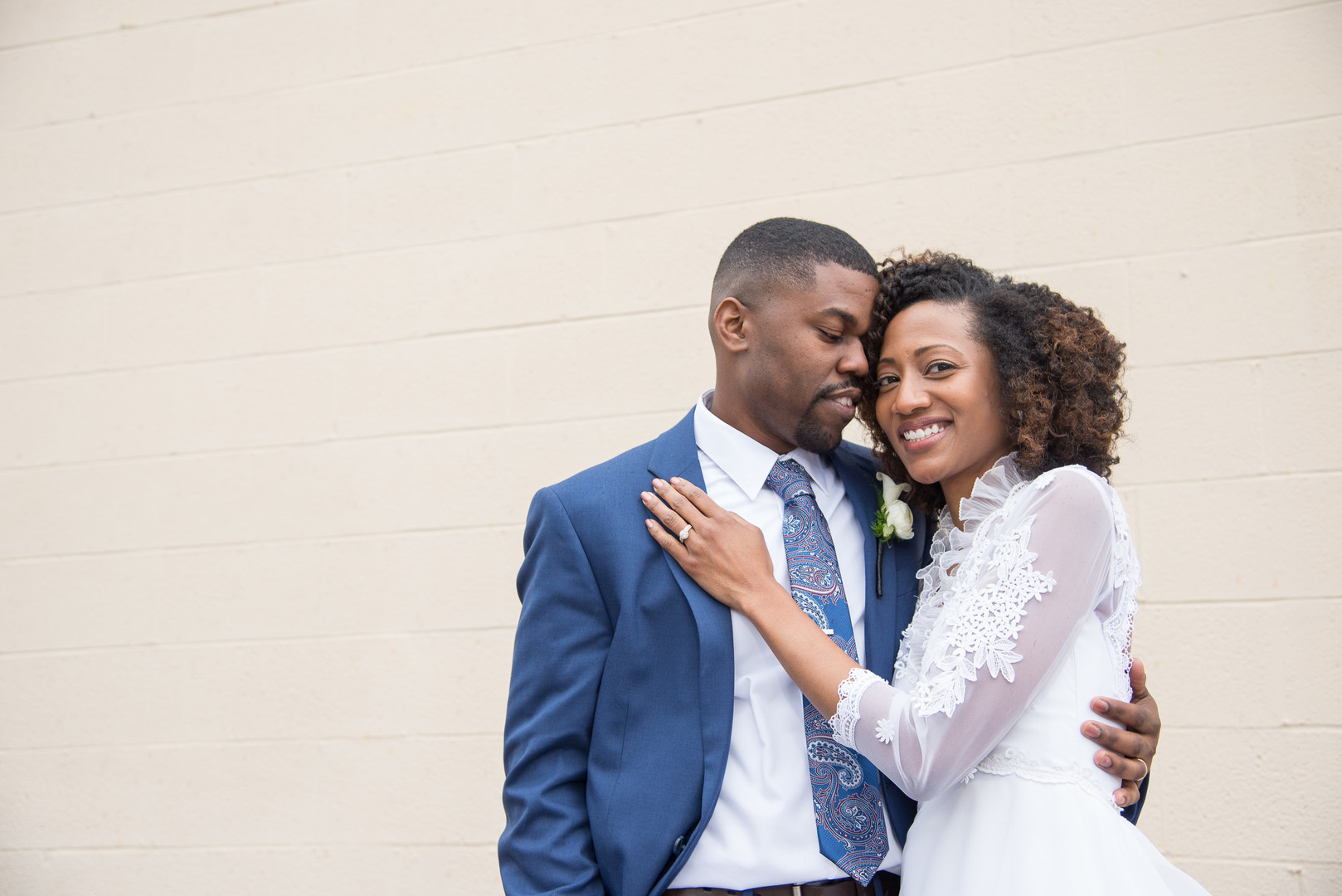 A Surprise North Carolina Wedding – Jocelyn and Harold