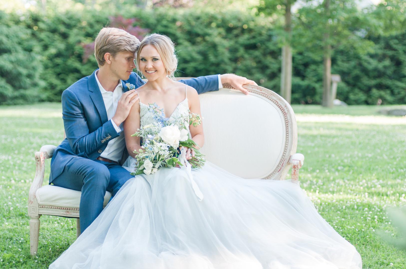 Romantic Styled Shoot at the Wainwright House