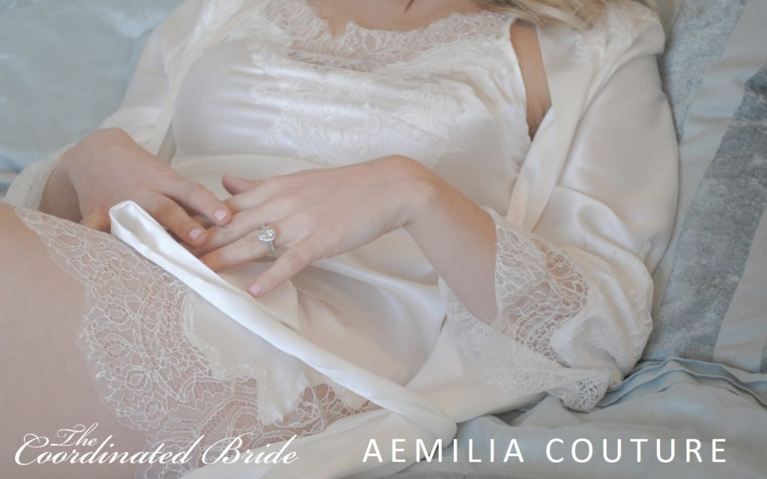 'Arabella' by Aemilia Couture S/S 2019 Bridal Collection