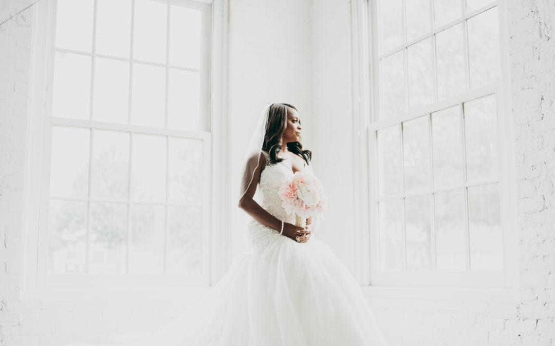 Bridal Portraits – Real Bride, Destiny