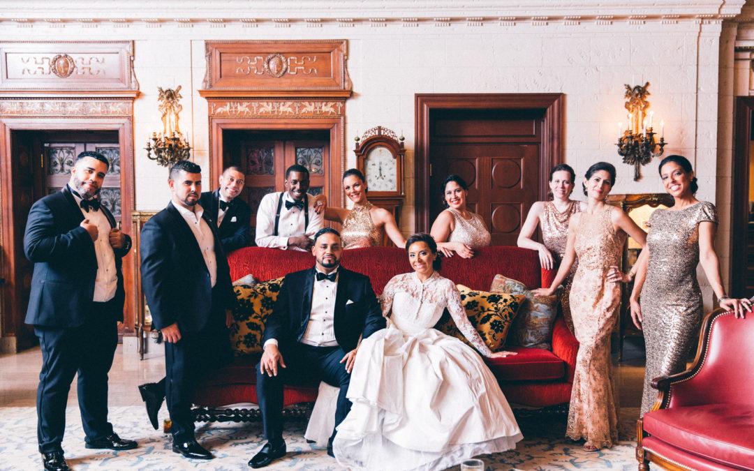 A Glamorous St. Regis Wedding in Washington, D.C.