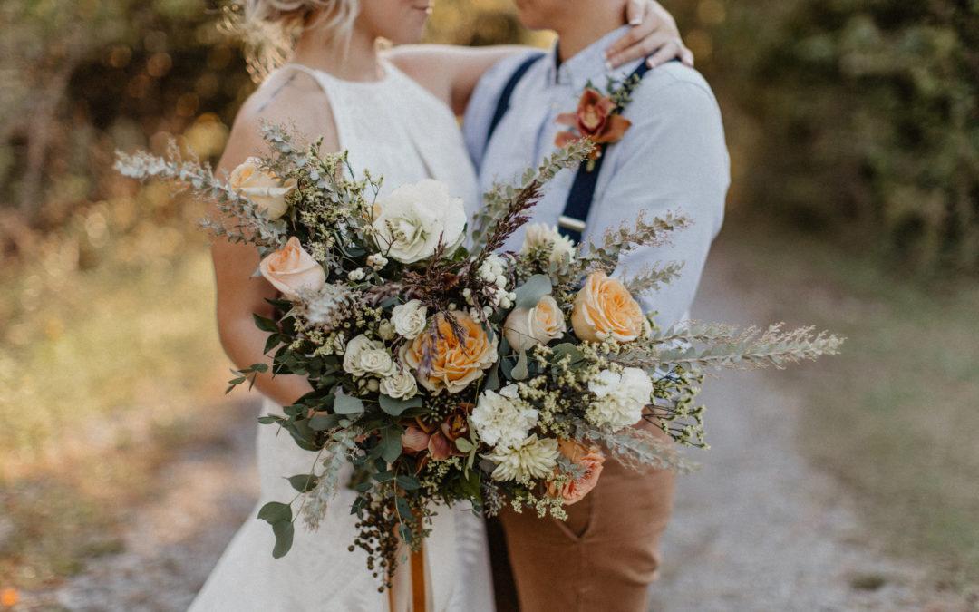 Wild Woods Editorial Shoot by Cedarwood Weddings