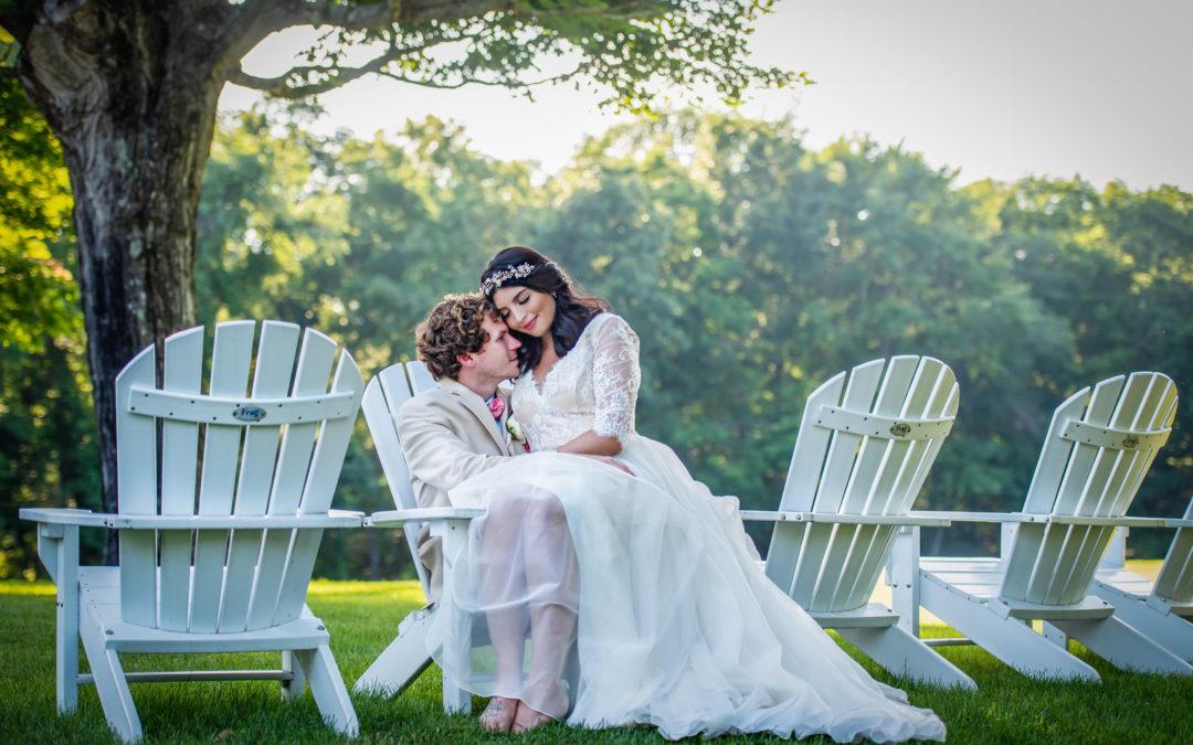 A Whimsical Wonderland Garden Wedding