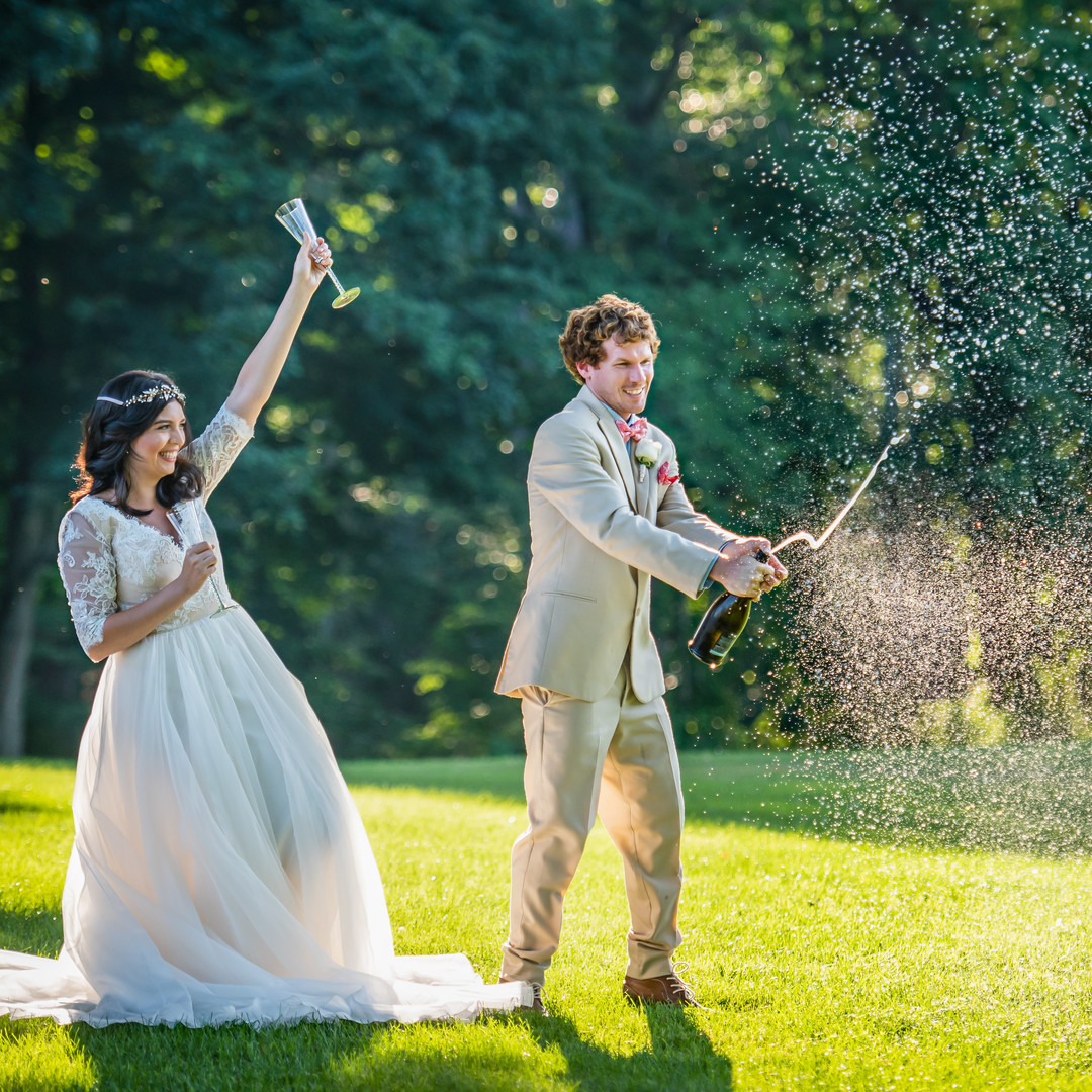 Whimsical Garden Wedding: A Whimsical Wonderland Garden Wedding