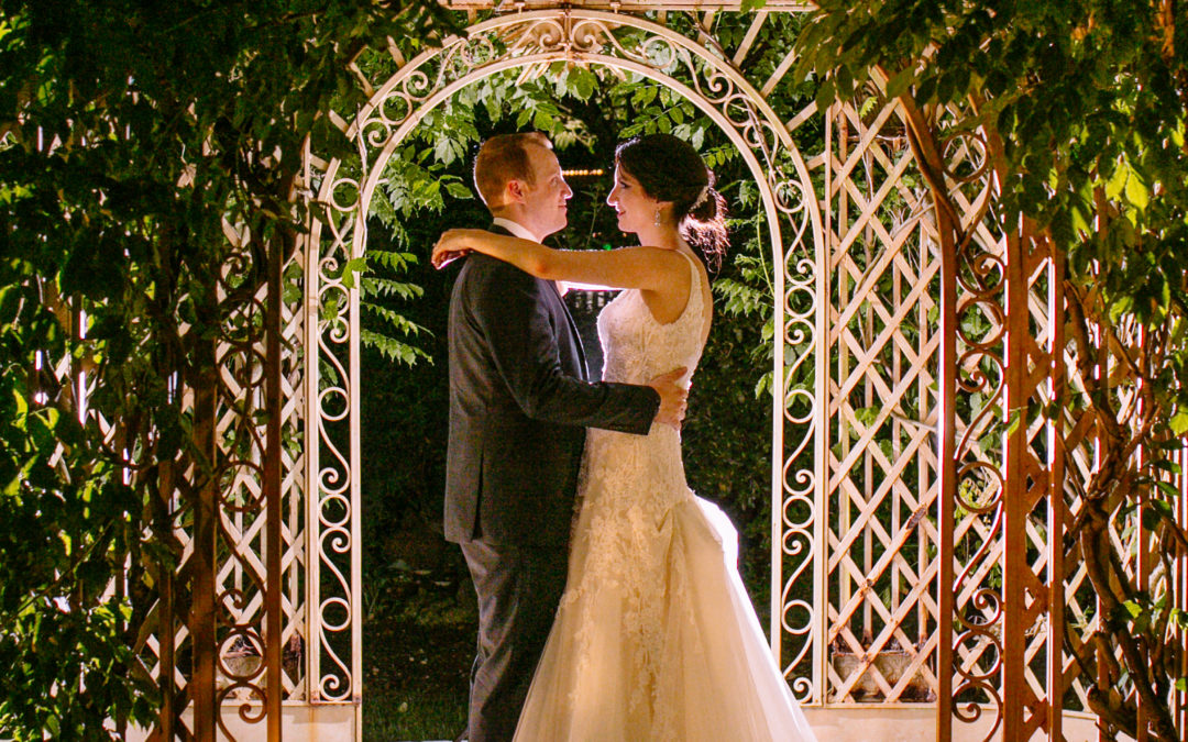 Romantic Summer Wedding – Andre and Christina