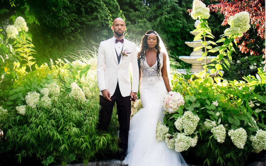 Summer White Hot New Jersey Wedding: Sabrina & Bryan