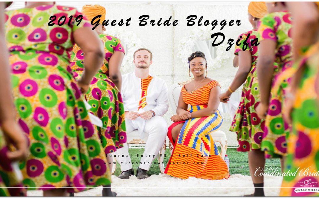 Guest Bride Blogger Dfiza {JE#3} – Self Care
