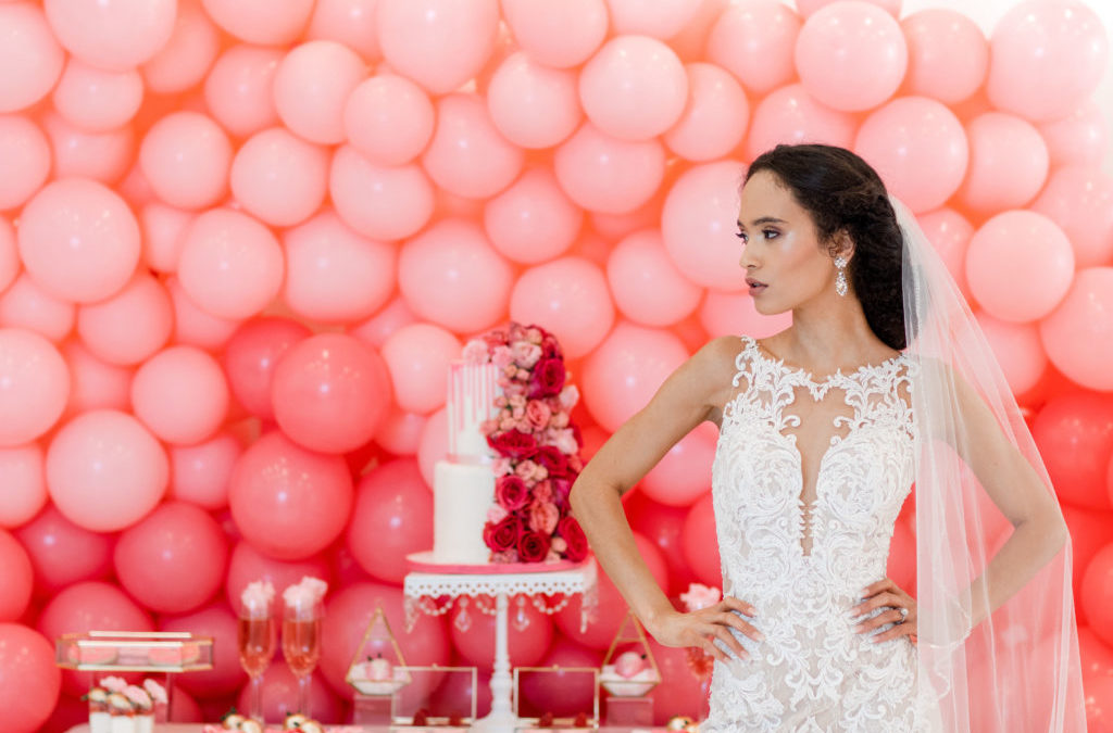A Vintage Valentine's Day Inspired Styled Shoot