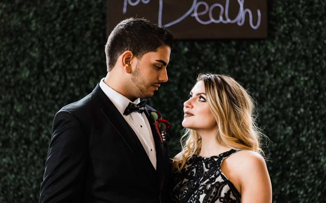 An Edgy Detroit Shoot for the Modern Bride