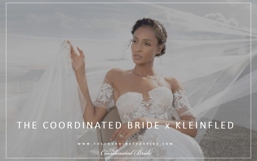 The Coordinated Bride x Kleinfeld Bridal Editorial Shoot