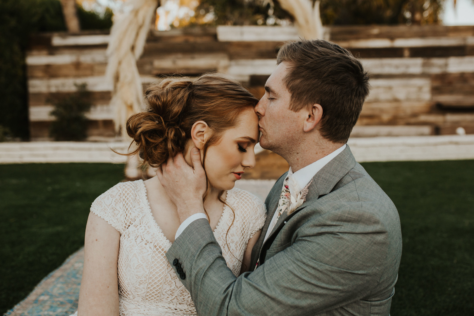 A Romantic Rustic Styled Shoot –  J. Colony Photography