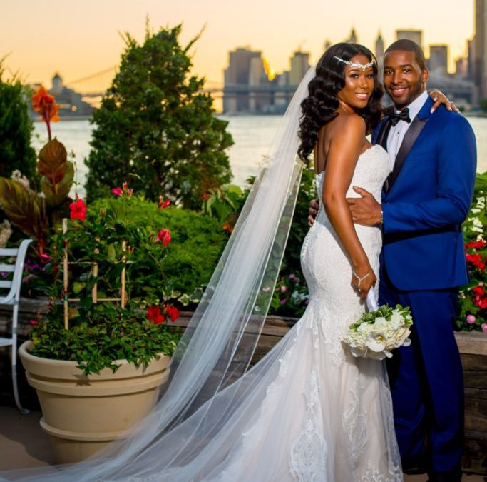 A Beautiful New York Vow Renewal at Giando on the Water