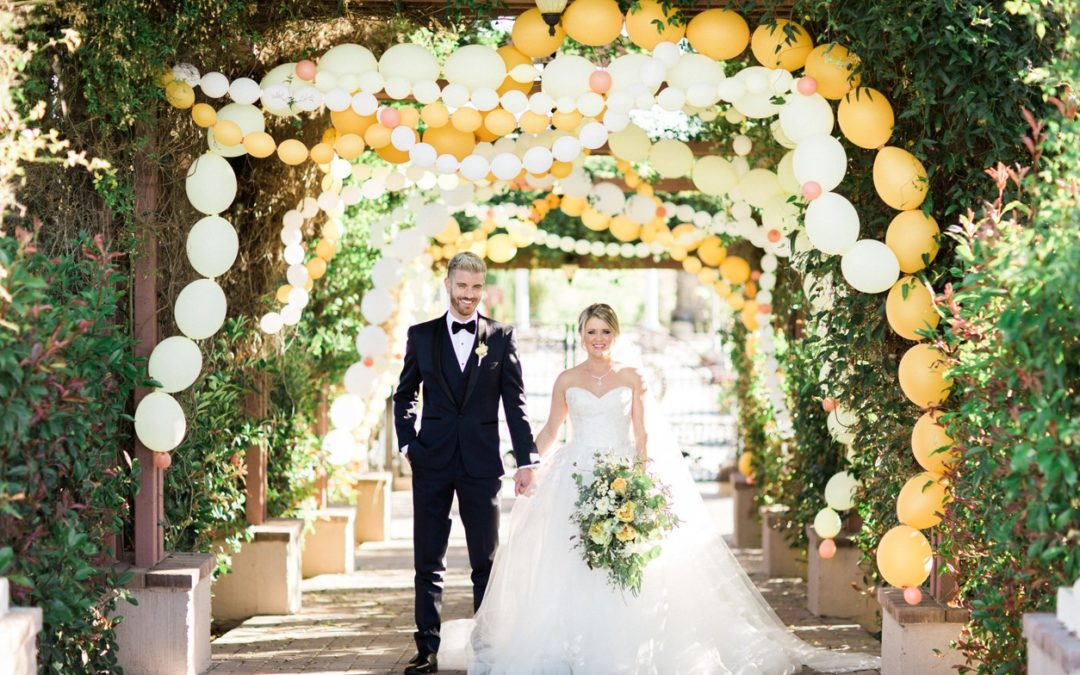 A Tuscan Inspired Mount Palomar Wedding Shoot