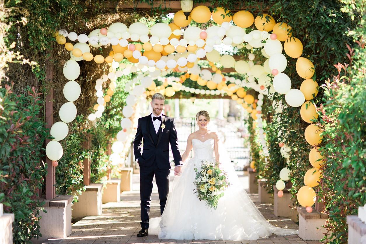 A Tuscan Inspired Mount Palomar Wedding Shoot
