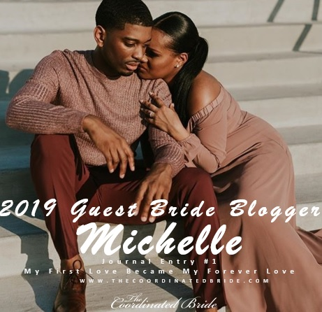 Guest Bride Blogger Michelle [JE #1] – My First Love Became My Forever Love