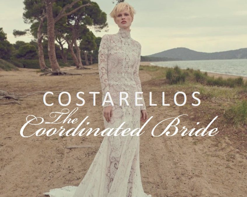 Costarellos Spring 2020 Bridal Collection {NYBFW}