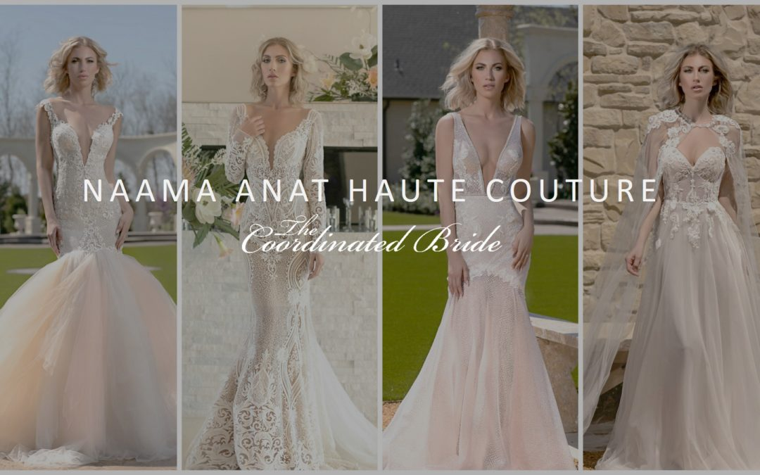 Naama Anat Haute Couture Royal Blossom Collection