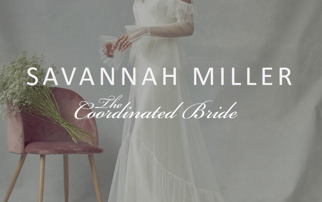 Savannah Miller Spring 2020 Collection {NYBFW}