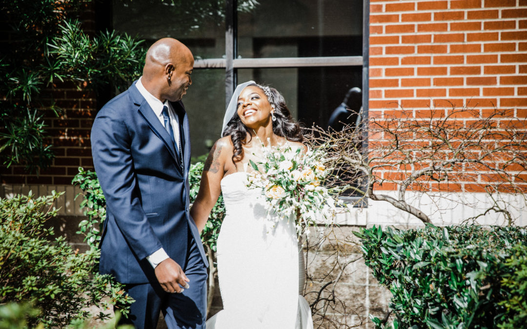 Hope Gardens Memphis Wedding: Sherika & Andre