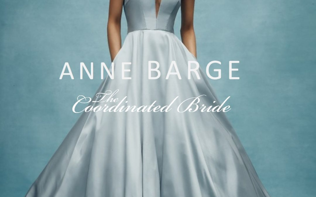 Anne Barge Spring 2020 Bridal Collection {NYBFW}