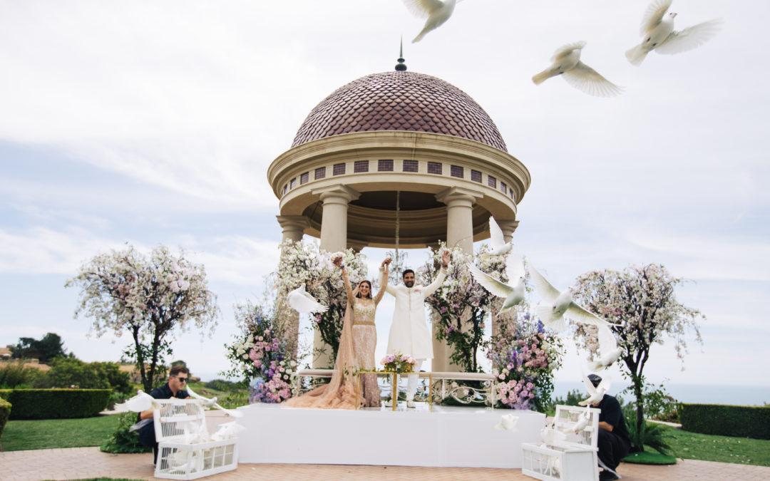 A Lavish Pakistani Wedding at The Resort at Pelican Hill