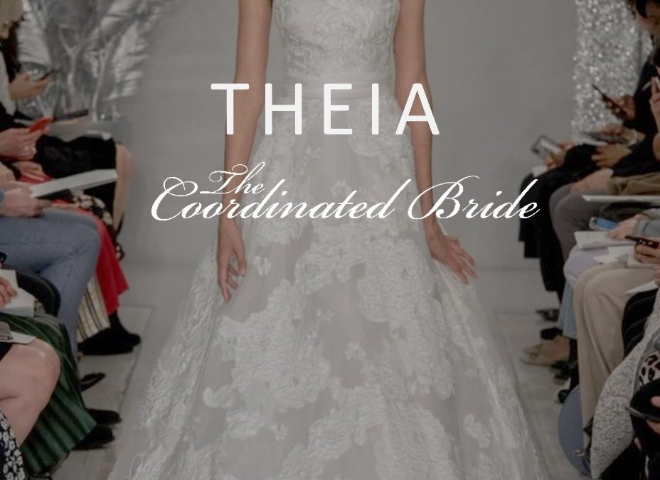 THEIA's Spring 2020 Bridal Collection {NYBFW}