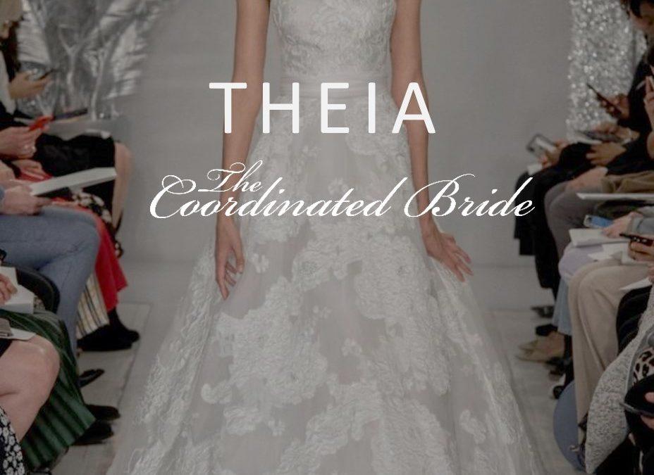 THEIA's Spring 2020 Bridal Collection {NYBFW}