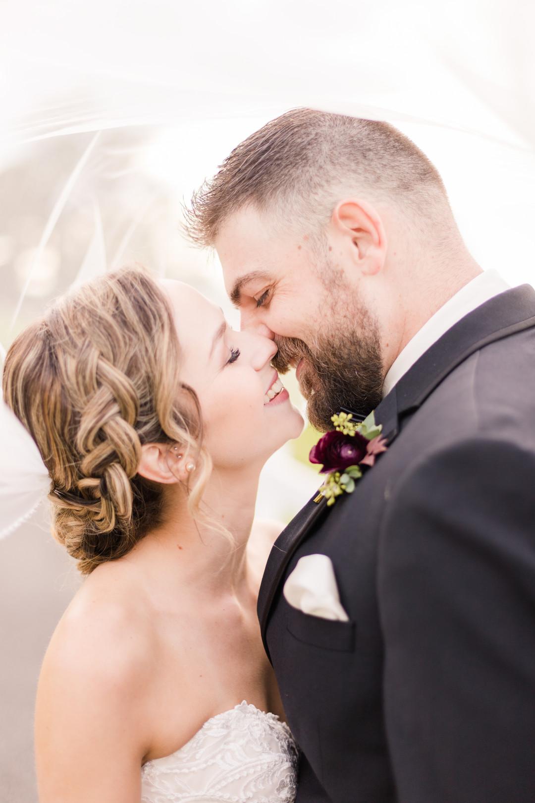 A Whimsical Garden Wedding – Rachel and Nate