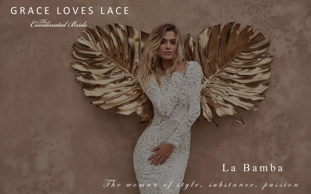 Grace Loves Lace launches New Collection -'La Bamba'