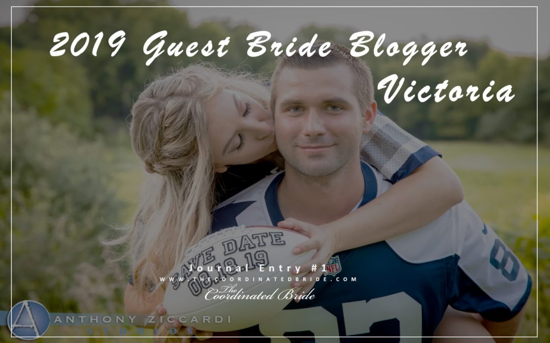 Guest Bride Blogger Victoria JE #1 – I'm Getting Married & All it Took Was a Friday Night Gym Workout!