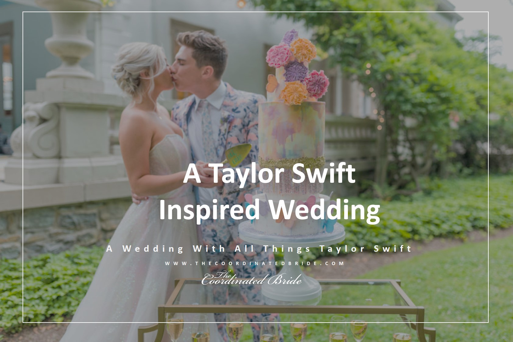 A Taylor Swift Inspired Wedding