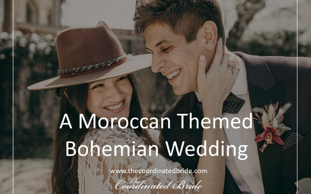 A Moroccan Themed Bohemian Wedding