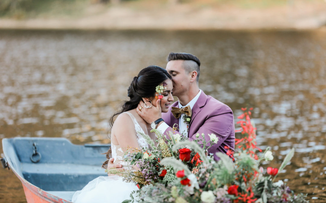 Lakeside Styled Shoot at Arrowhead