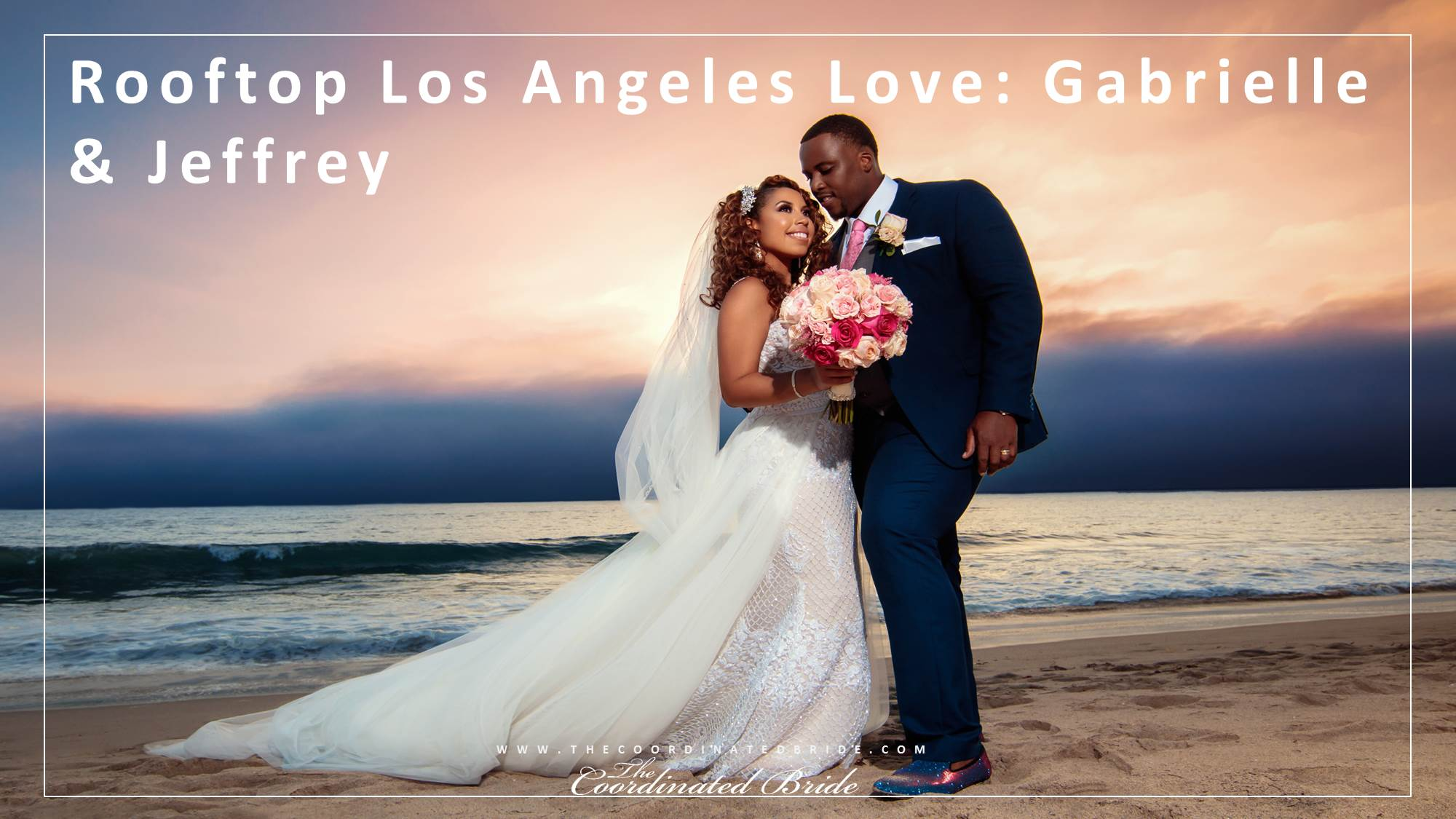 Broadway Takes Hollywood! How a New York Guy & California Girl Fell in Love: Gabrielle & Jeffrey