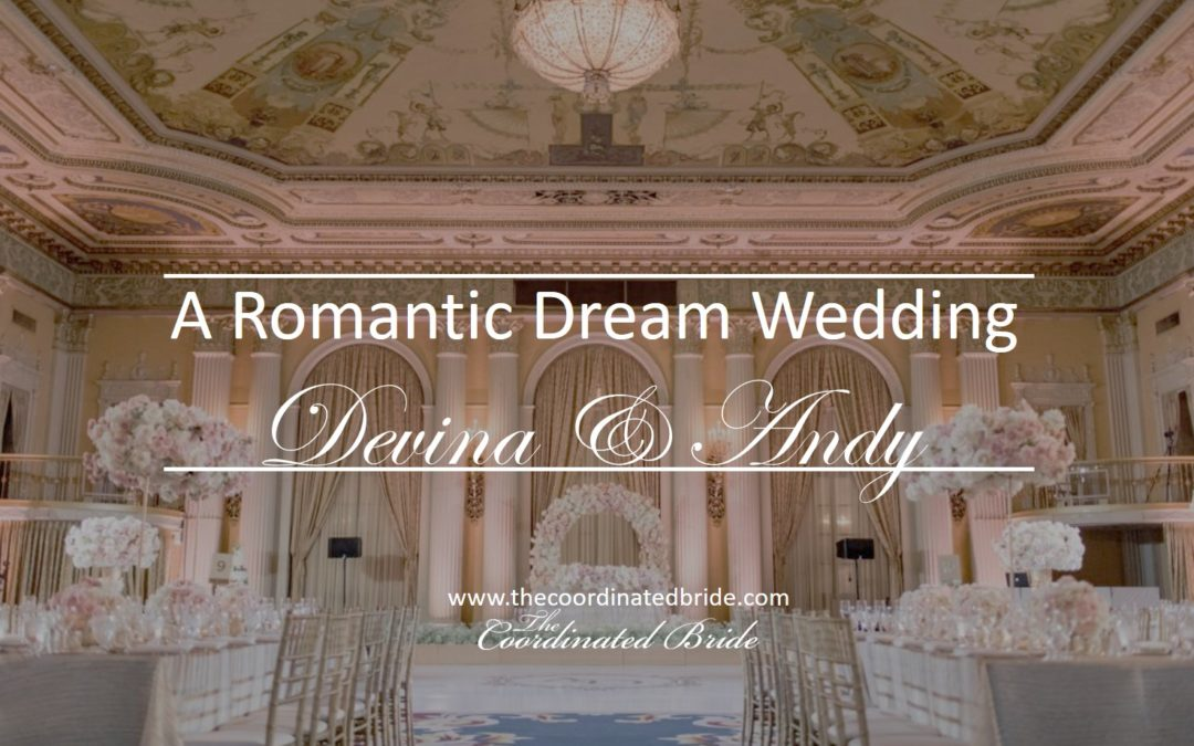 Luxurious, Elegant, & Romantic Dream Wedding: Devina & Andy