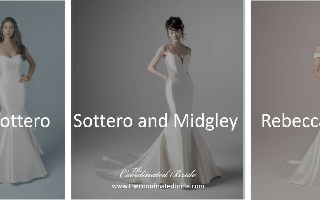 Maggie Sottero, Sottero and Midgley & Rebecca Ingram Spring 2020 Collections