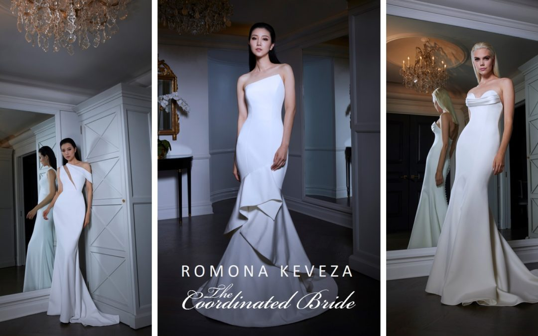 Romona Keveža Fall 2020 Bridal Collection {NYBFW}