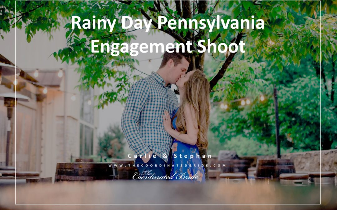 Carlie & Stephan's Pennsylvania Engagement Shoot