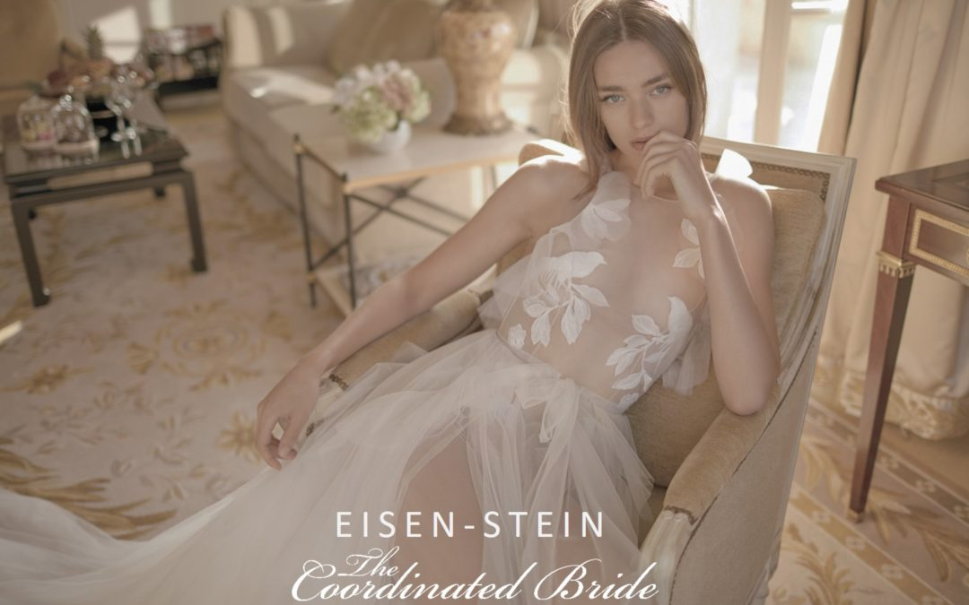 EISEN-STEIN FALL 2020 BRIDAL COLLECTION {NYBFW}