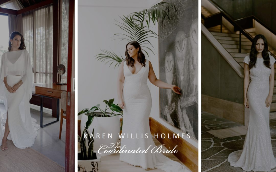 Karen Willis Holmes Newest collections:  Wild Hearts: Dreamers, Curve & LUXE Luna {NYBFW}