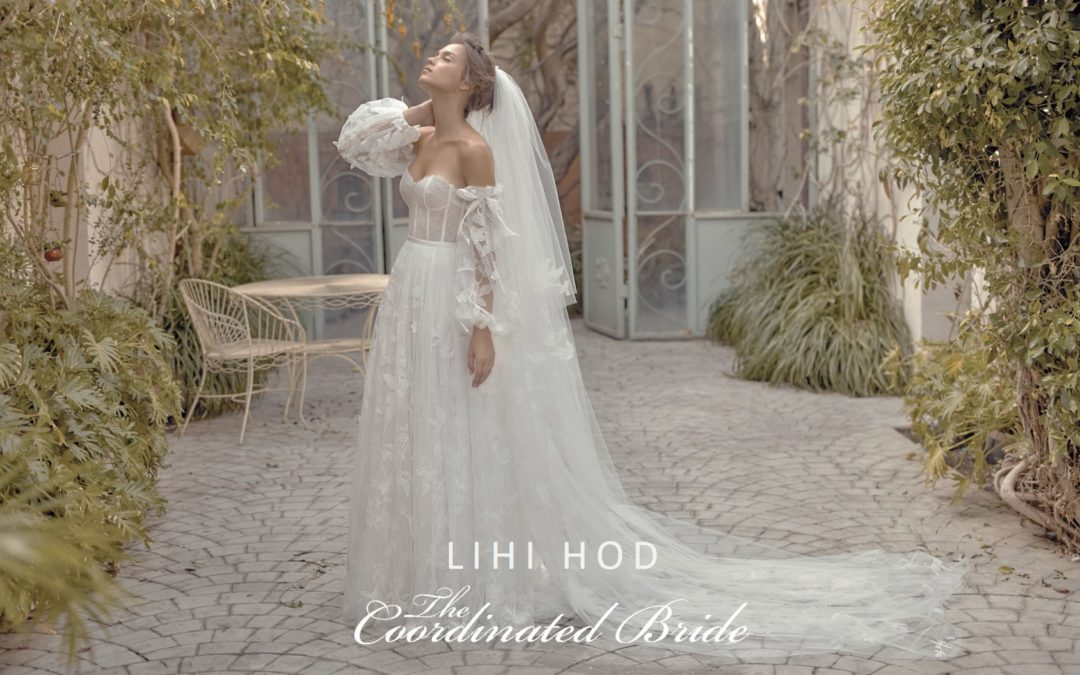 Lihi Hod Fall 2020 Bridal Collection {NYBFW}