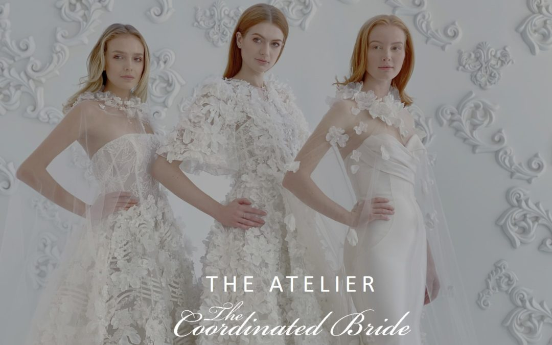 The Atelier Fall 2020 Bridal Collection {NYBFW}